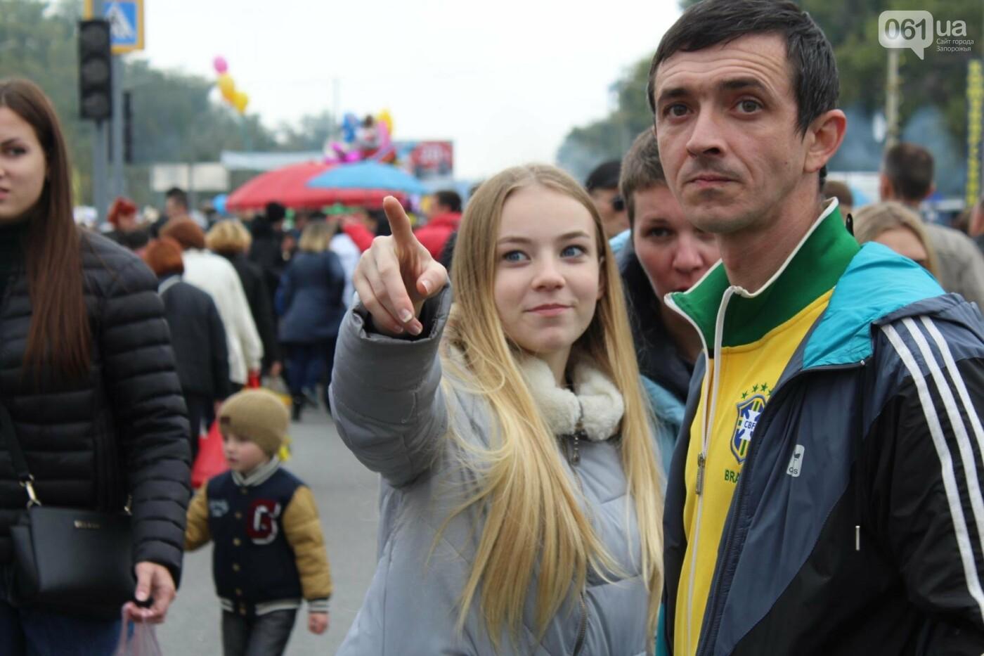 Найди себя: 55 портретов посетителей Покровской ярмарки в Запорожье, - ФОТО , фото-14