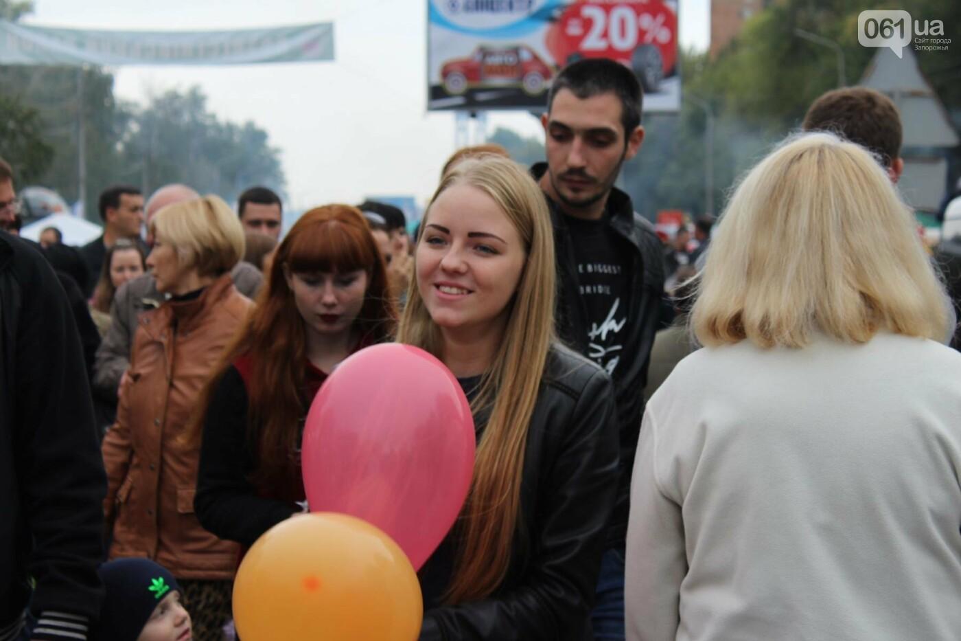 Найди себя: 55 портретов посетителей Покровской ярмарки в Запорожье, - ФОТО , фото-5