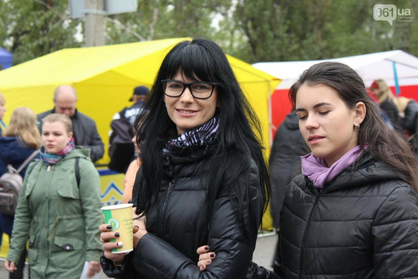 Найди себя: 55 портретов посетителей Покровской ярмарки в Запорожье, - ФОТО , фото-47