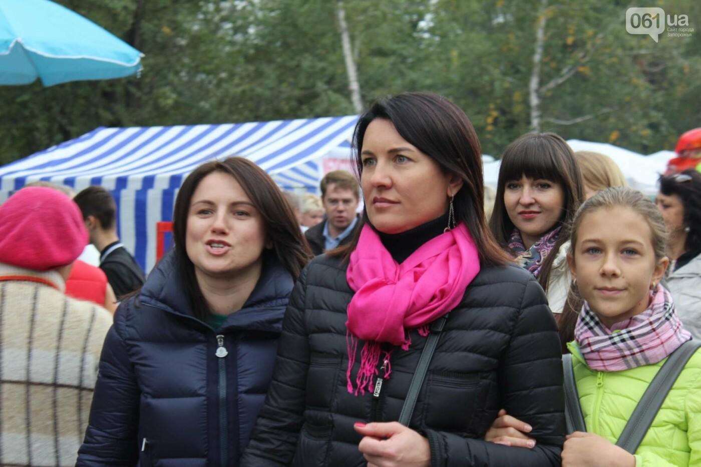 Найди себя: 55 портретов посетителей Покровской ярмарки в Запорожье, - ФОТО , фото-45