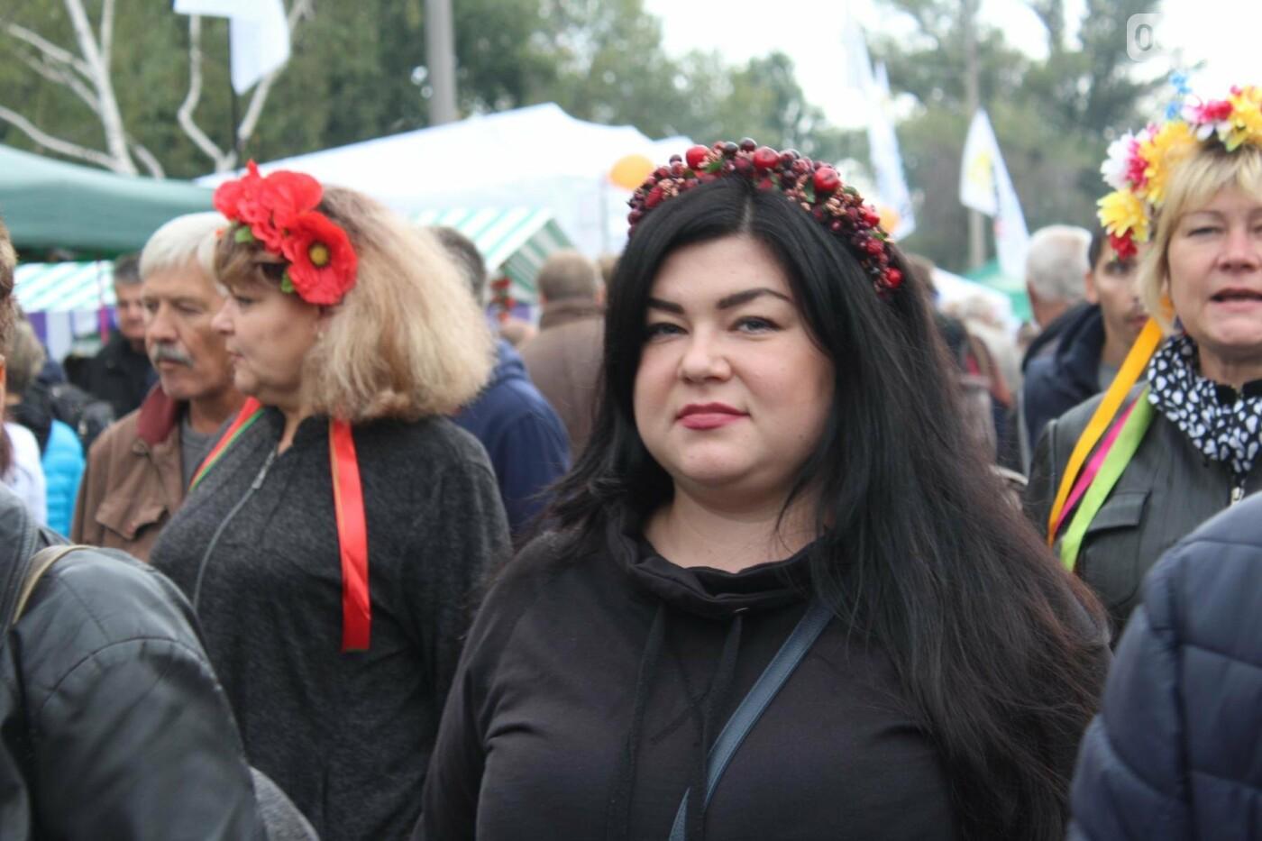 Найди себя: 55 портретов посетителей Покровской ярмарки в Запорожье, - ФОТО , фото-30