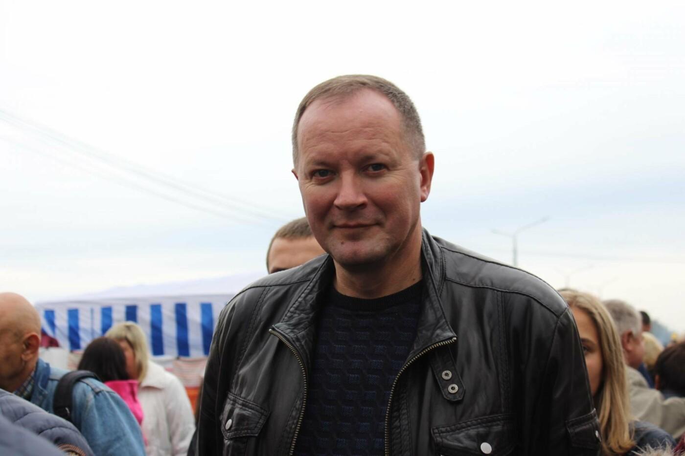 Найди себя: 55 портретов посетителей Покровской ярмарки в Запорожье, - ФОТО , фото-1