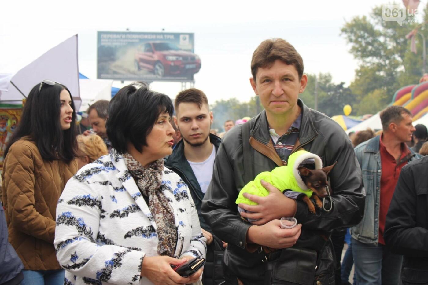 Найди себя: 55 портретов посетителей Покровской ярмарки в Запорожье, - ФОТО , фото-31