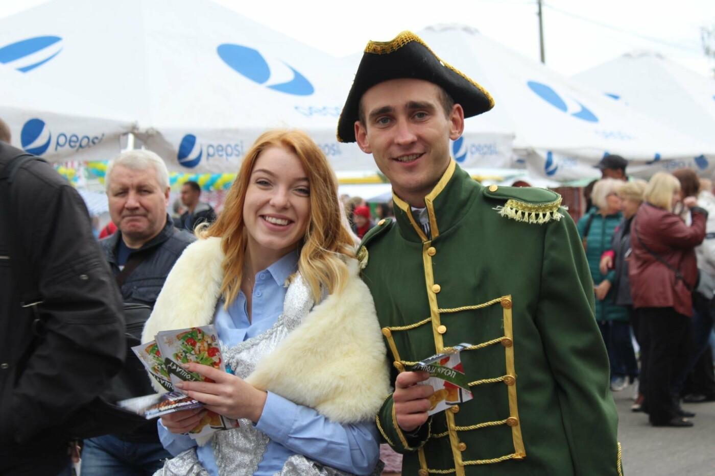 Найди себя: 55 портретов посетителей Покровской ярмарки в Запорожье, - ФОТО , фото-19