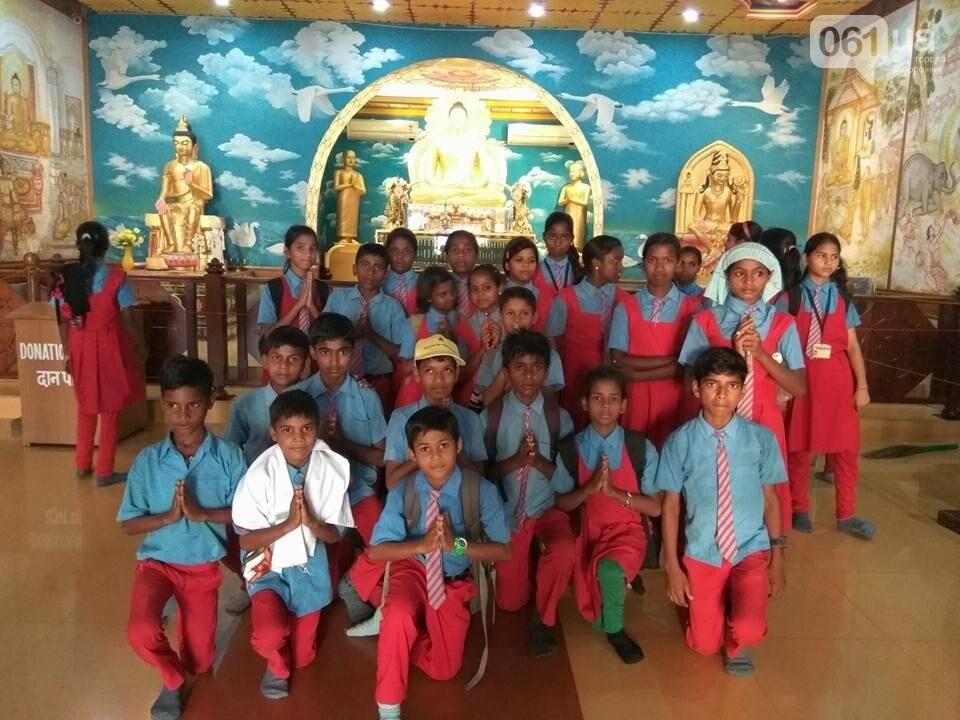 Как в индийских школах учатся дети из бедных семей: репортаж из Бодхгаи , - ФОТО , фото-1