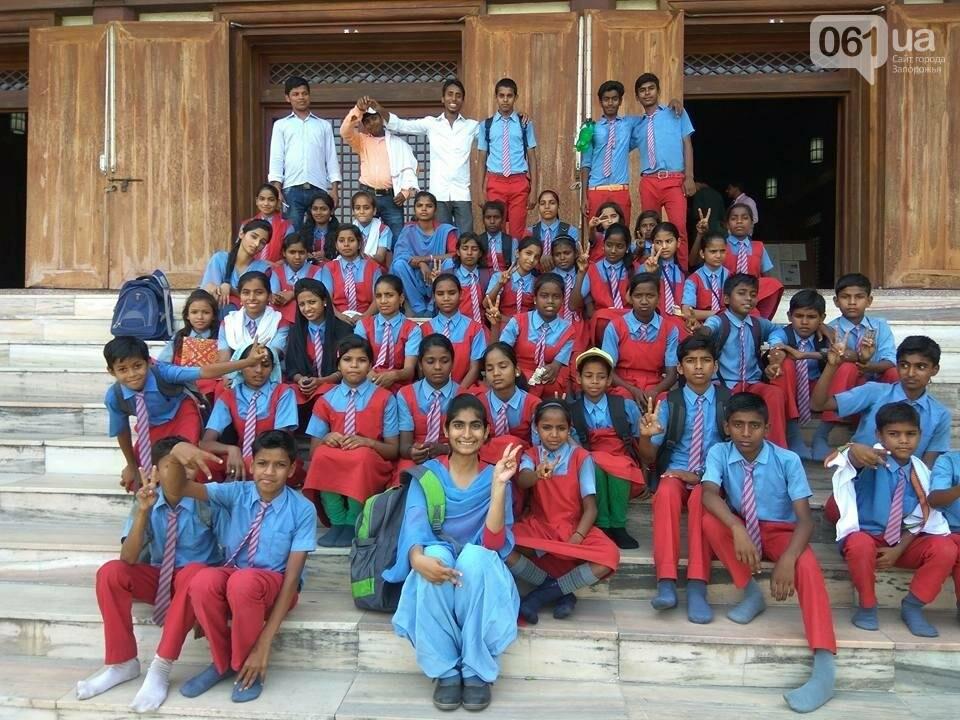 Как в индийских школах учатся дети из бедных семей: репортаж из Бодхгаи , - ФОТО , фото-6
