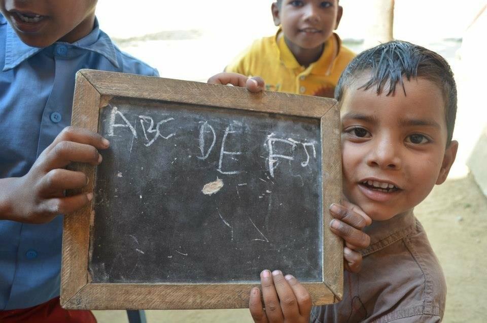 Как в индийских школах учатся дети из бедных семей: репортаж из Бодхгаи , - ФОТО , фото-4