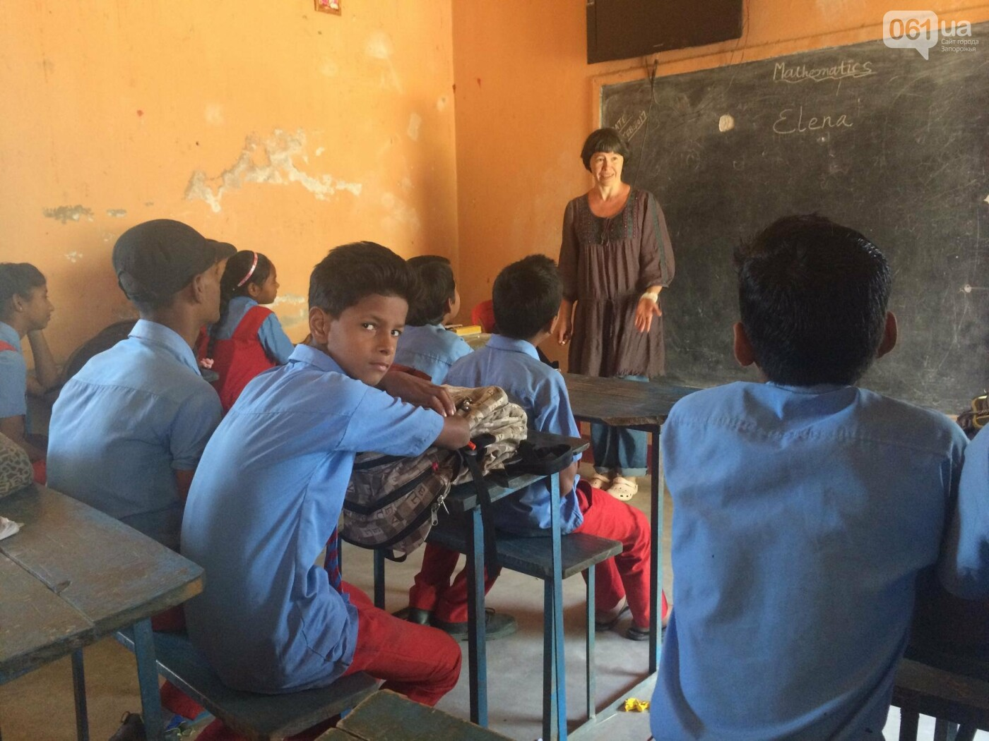 Как в индийских школах учатся дети из бедных семей: репортаж из Бодхгаи , - ФОТО , фото-18