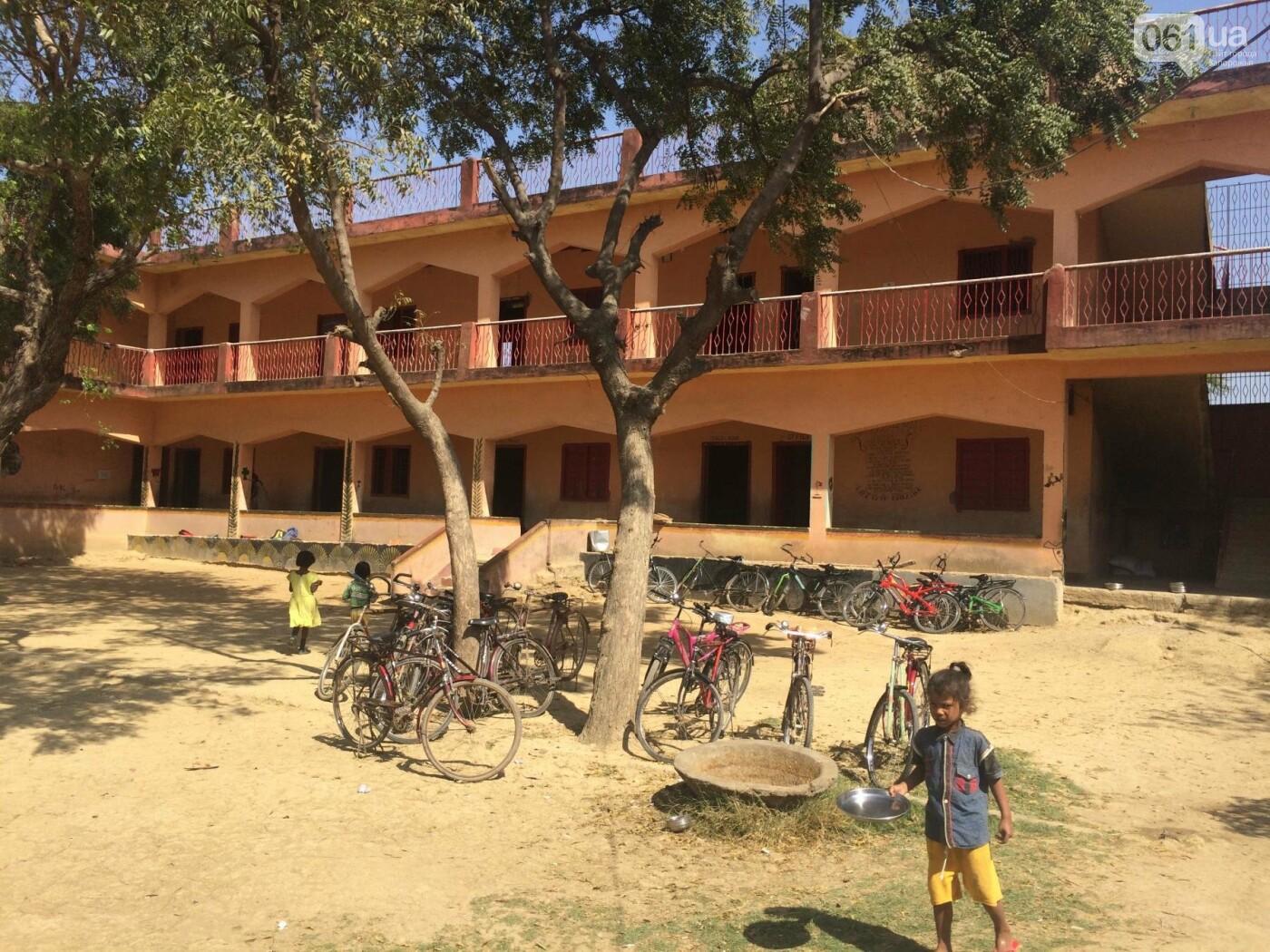 Как в индийских школах учатся дети из бедных семей: репортаж из Бодхгаи , - ФОТО , фото-2