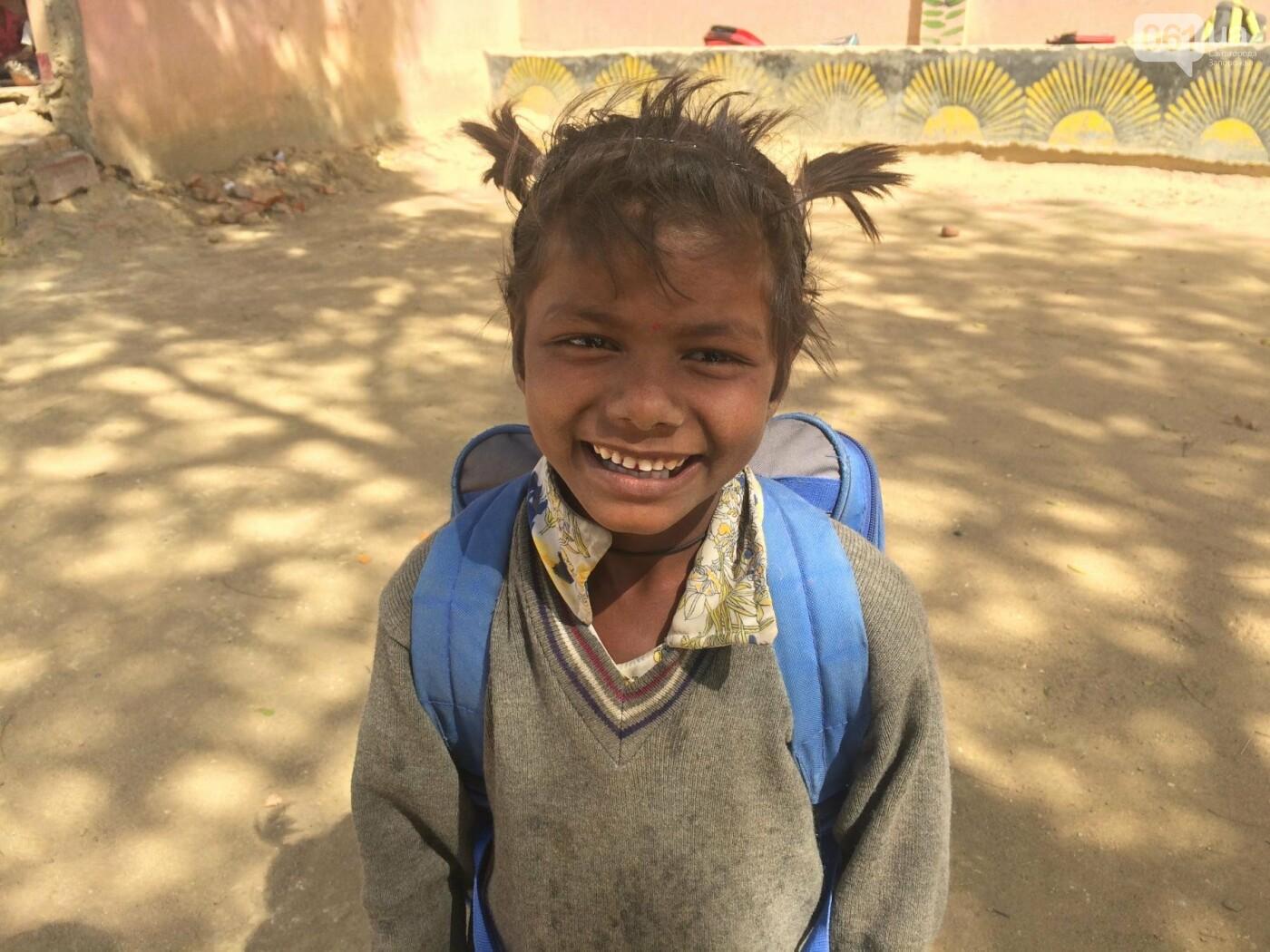 Как в индийских школах учатся дети из бедных семей: репортаж из Бодхгаи , - ФОТО , фото-8