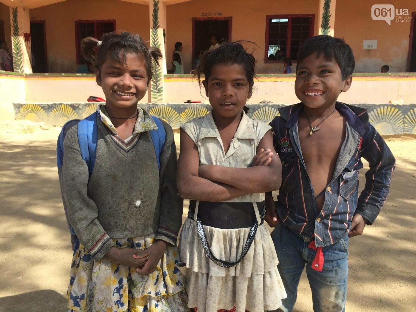 Как в индийских школах учатся дети из бедных семей: репортаж из Бодхгаи , - ФОТО , фото-19