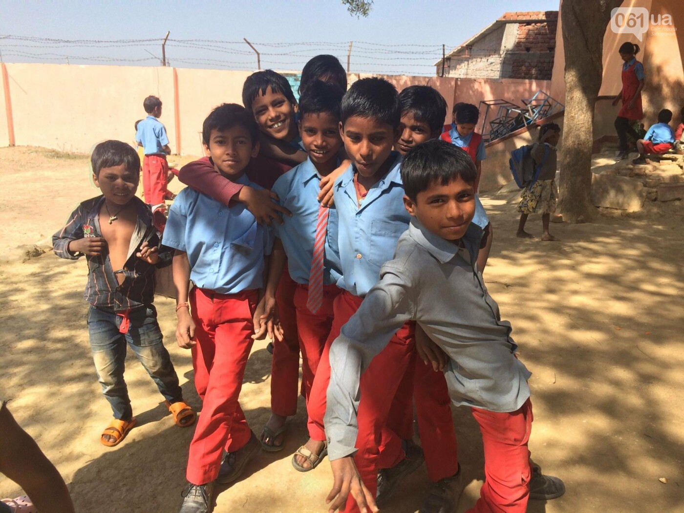 Как в индийских школах учатся дети из бедных семей: репортаж из Бодхгаи , - ФОТО , фото-17
