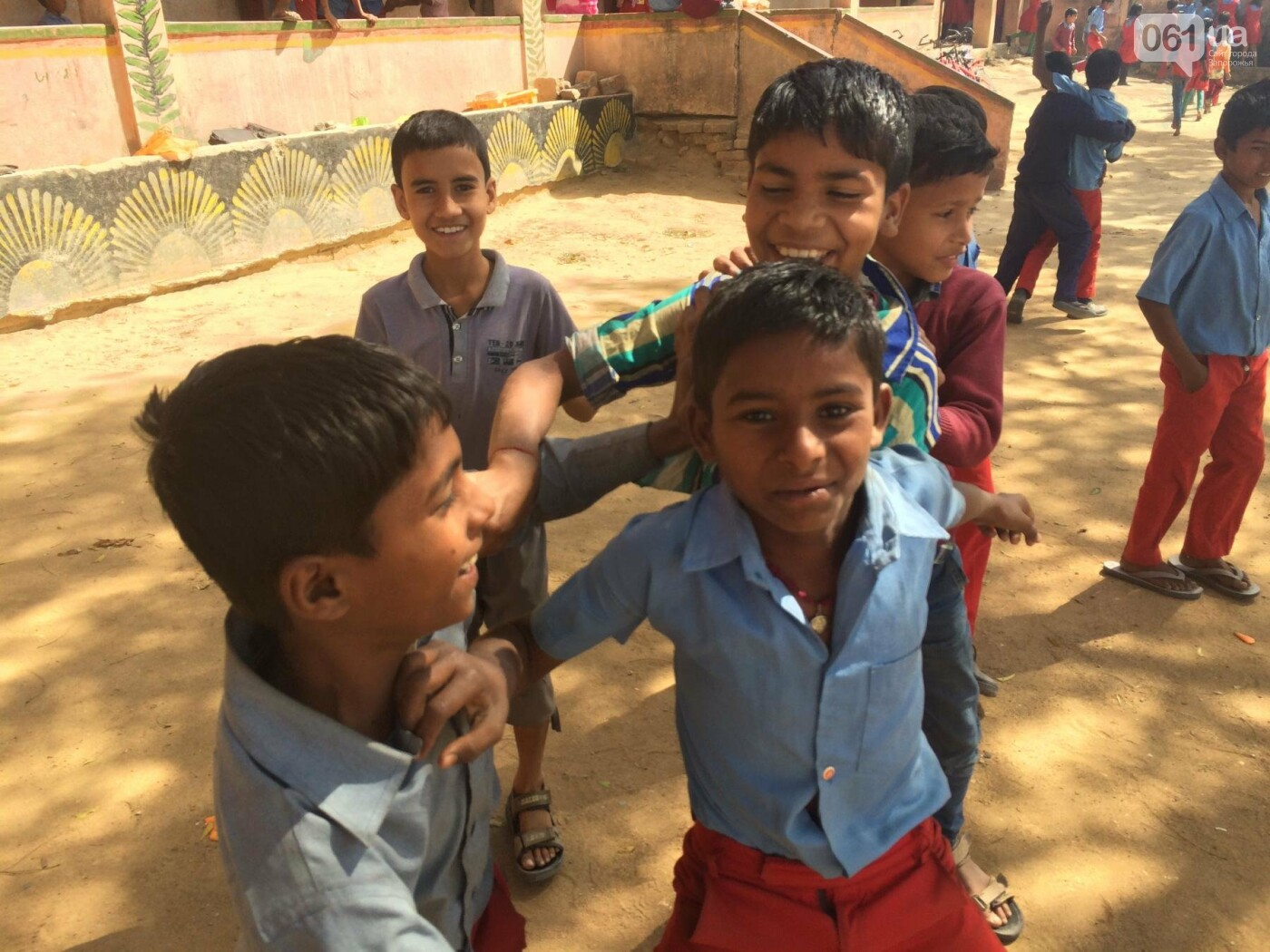 Как в индийских школах учатся дети из бедных семей: репортаж из Бодхгаи , - ФОТО , фото-7