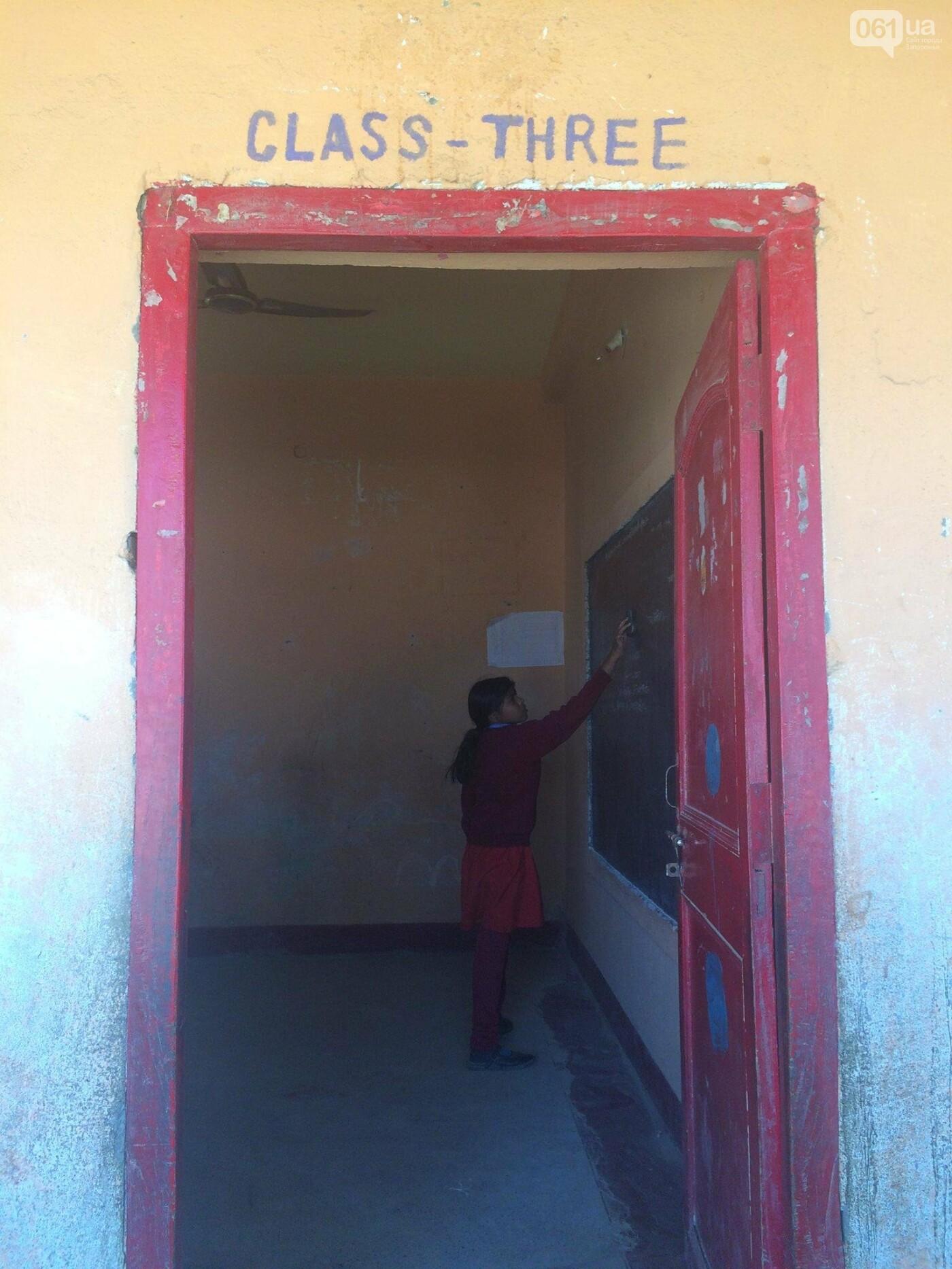 Как в индийских школах учатся дети из бедных семей: репортаж из Бодхгаи , - ФОТО , фото-10