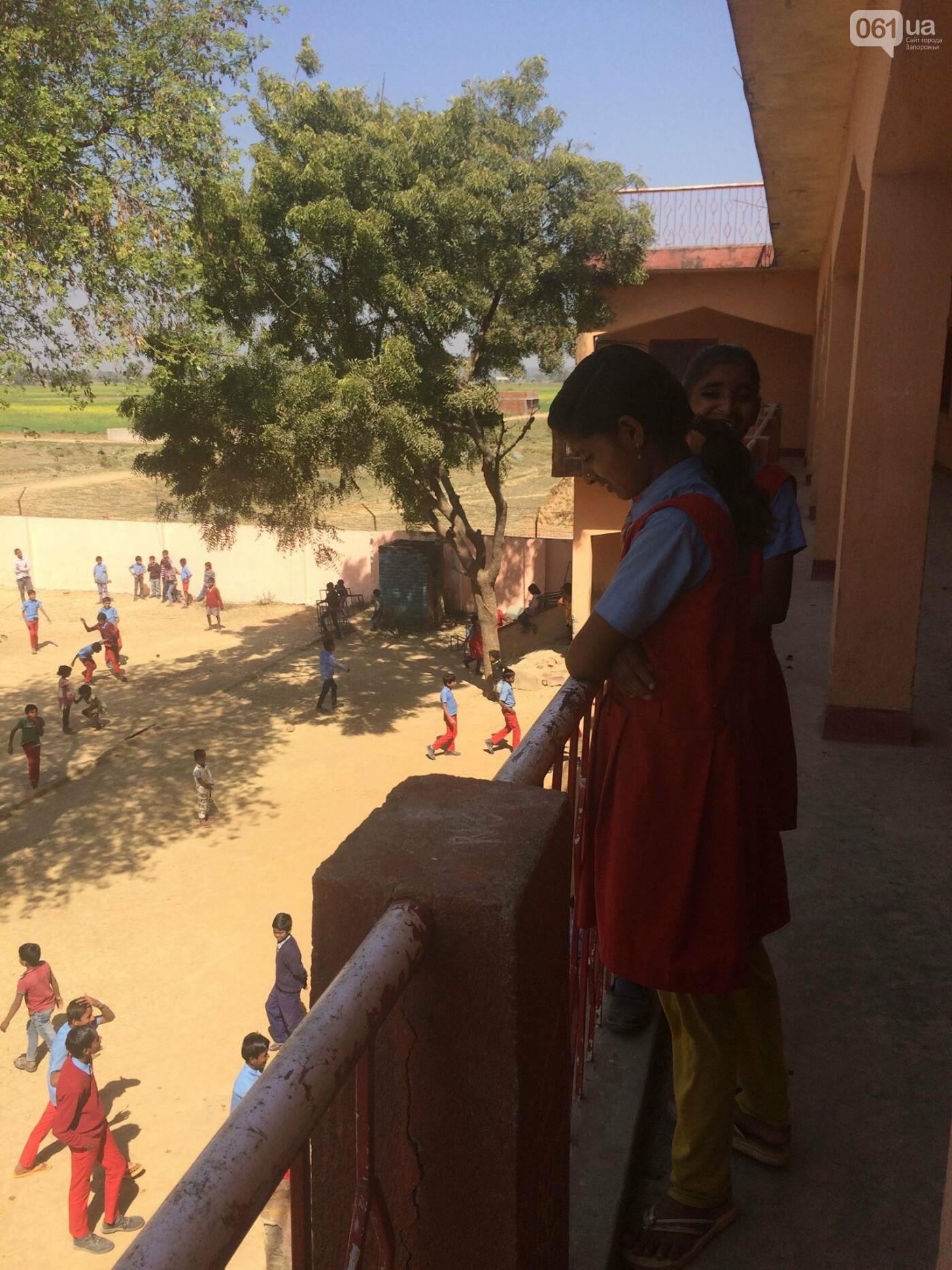 Как в индийских школах учатся дети из бедных семей: репортаж из Бодхгаи , - ФОТО , фото-11