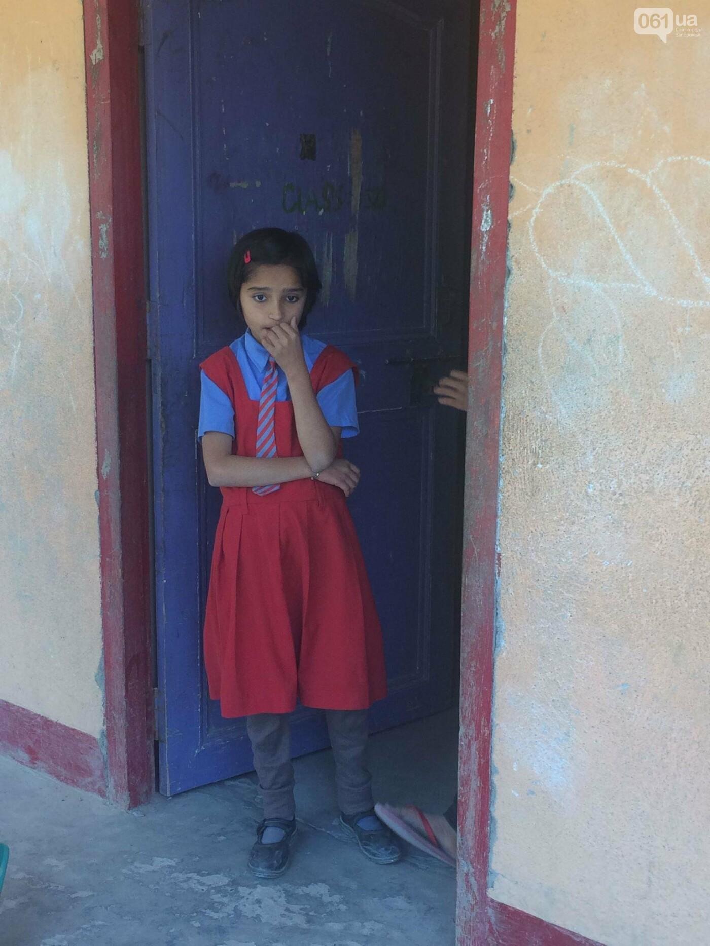 Как в индийских школах учатся дети из бедных семей: репортаж из Бодхгаи , - ФОТО , фото-9
