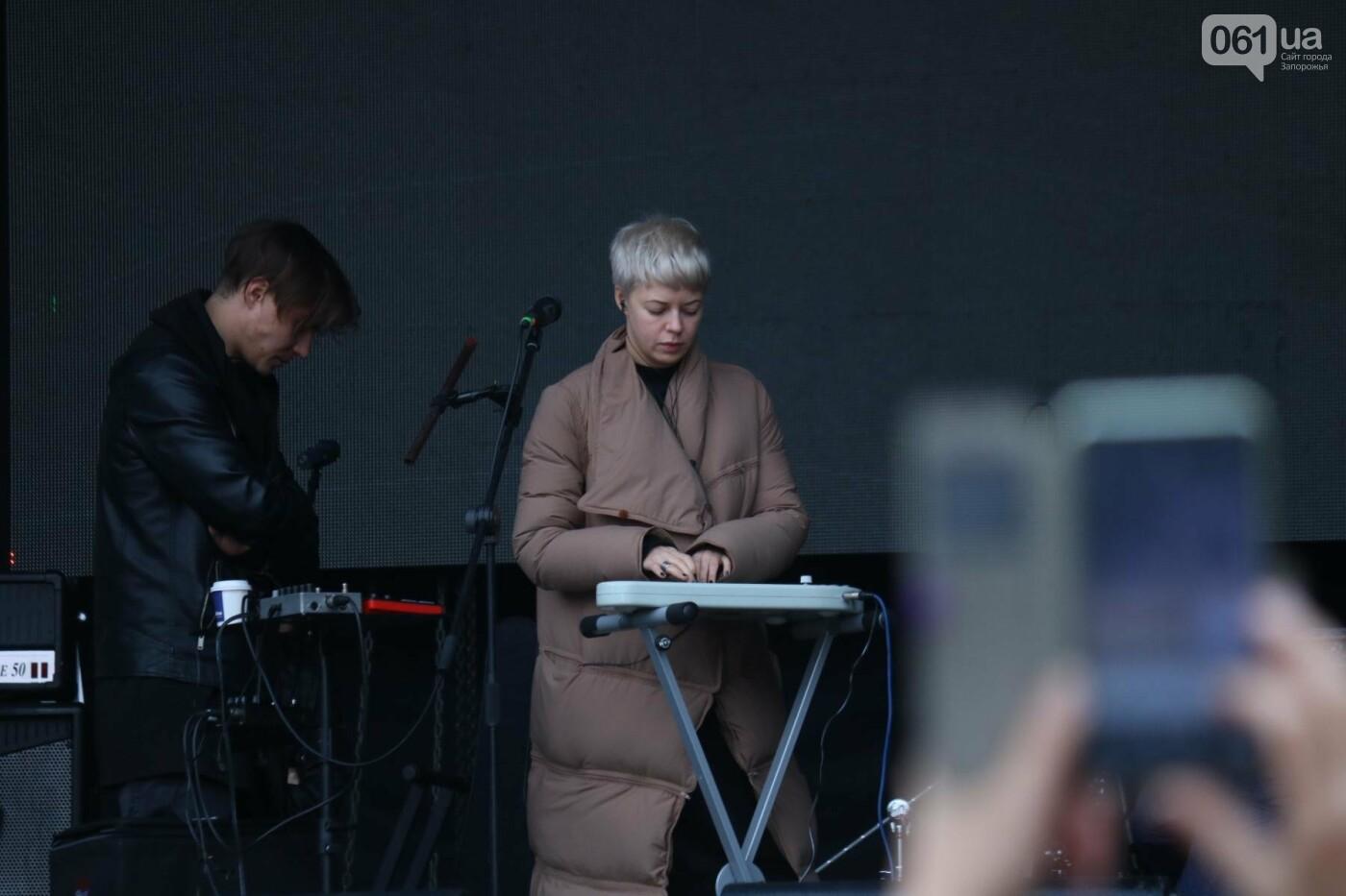В парке Трудовой славы Onuka провела саундчек перед вечерним концертом, - ФОТО , фото-5