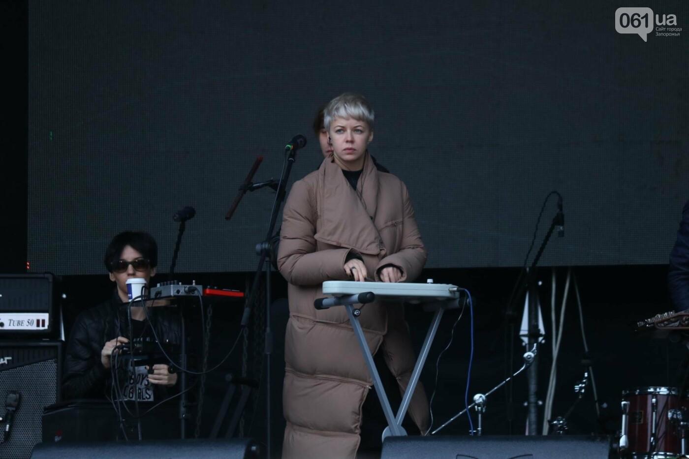 В парке Трудовой славы Onuka провела саундчек перед вечерним концертом, - ФОТО , фото-4