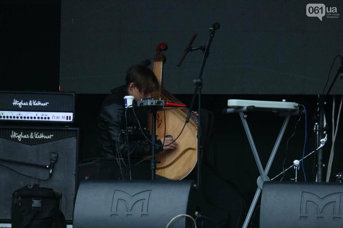 В парке Трудовой славы Onuka провела саундчек перед вечерним концертом, - ФОТО , фото-3
