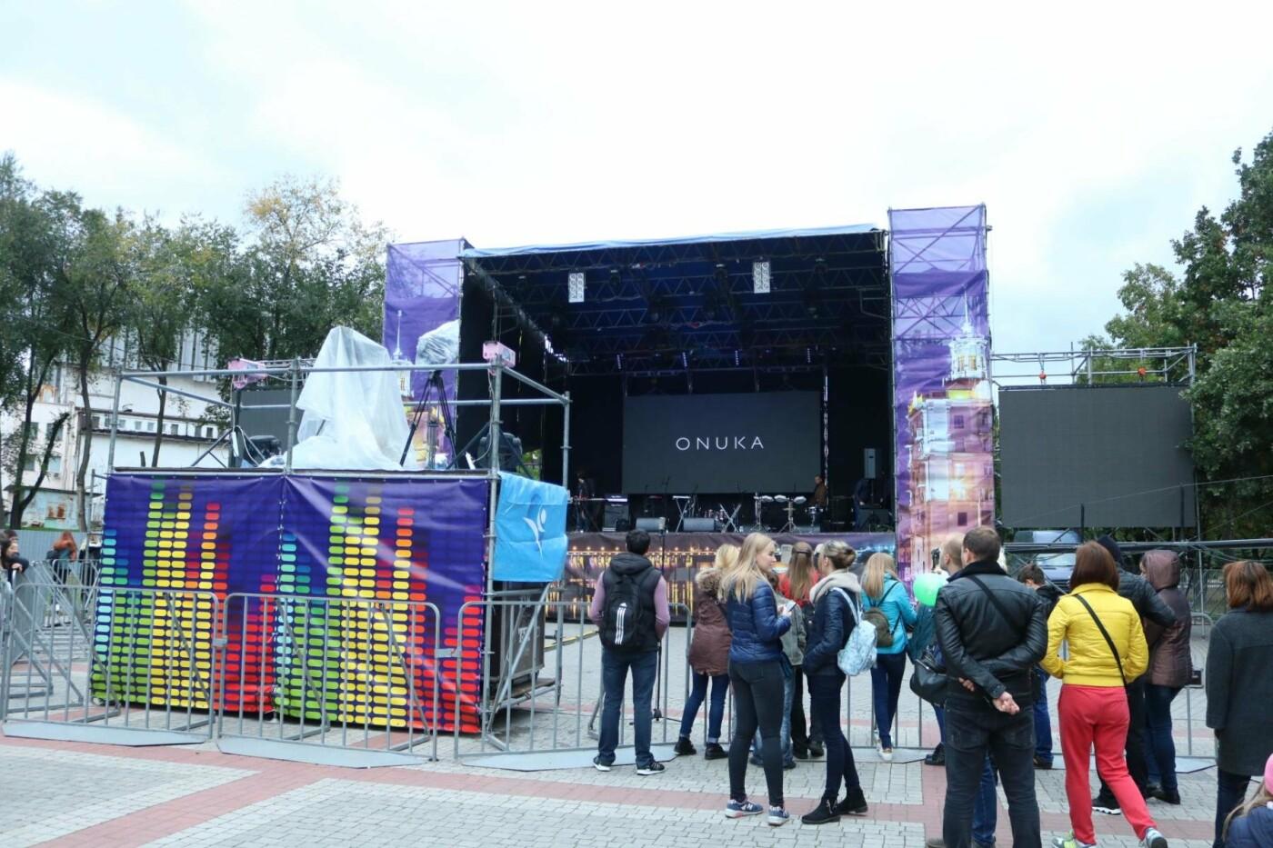 В парке Трудовой славы Onuka провела саундчек перед вечерним концертом, - ФОТО , фото-18