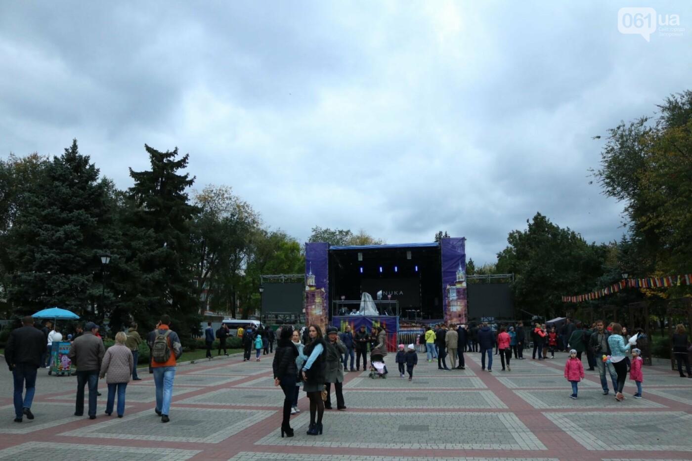 В парке Трудовой славы Onuka провела саундчек перед вечерним концертом, - ФОТО , фото-12