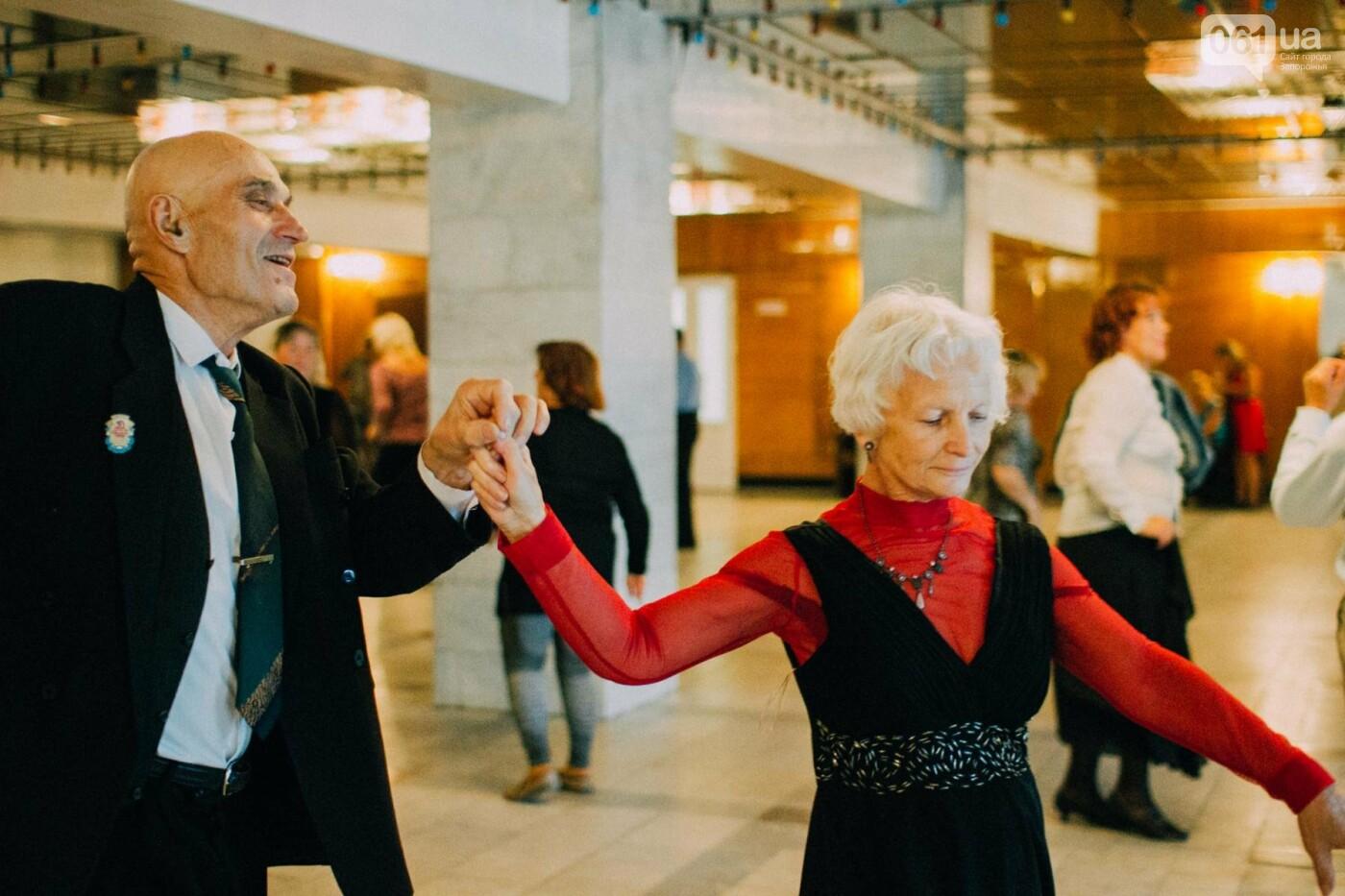 """""""Я ей сказал - до 90 лет будем танцевать!"""": как влюбленные запорожцы нашли друг друга благодаря танцам , фото-5"""