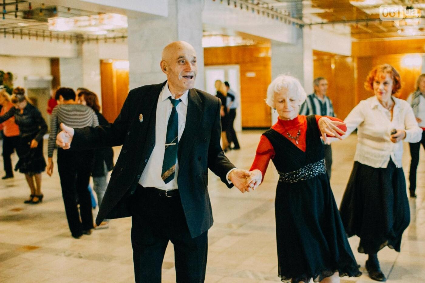 """""""Я ей сказал - до 90 лет будем танцевать!"""": как влюбленные запорожцы нашли друг друга благодаря танцам , фото-10"""