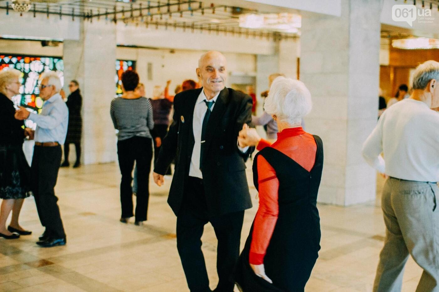 """""""Я ей сказал - до 90 лет будем танцевать!"""": как влюбленные запорожцы нашли друг друга благодаря танцам , фото-1"""