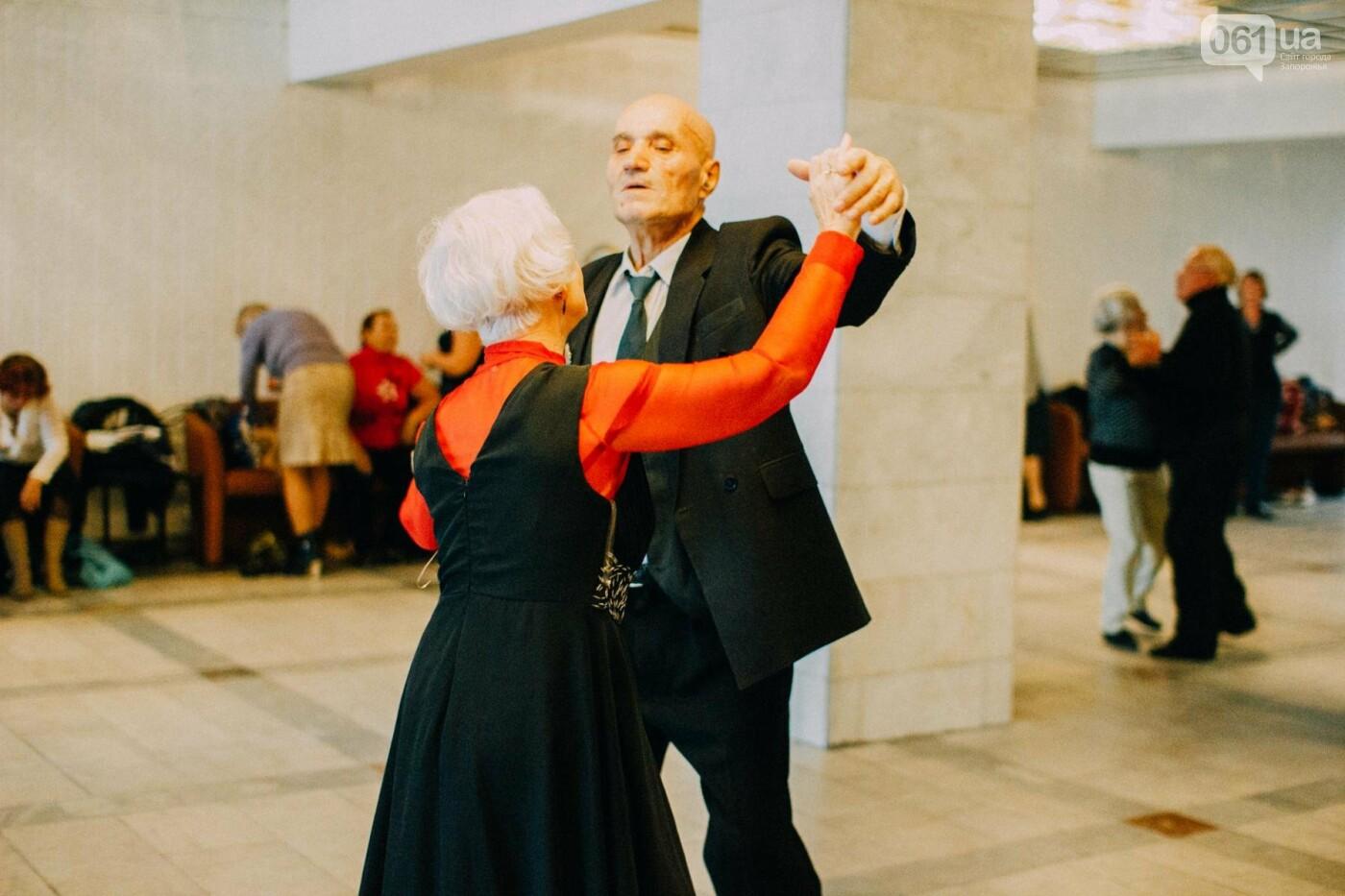 """""""Я ей сказал - до 90 лет будем танцевать!"""": как влюбленные запорожцы нашли друг друга благодаря танцам , фото-2"""