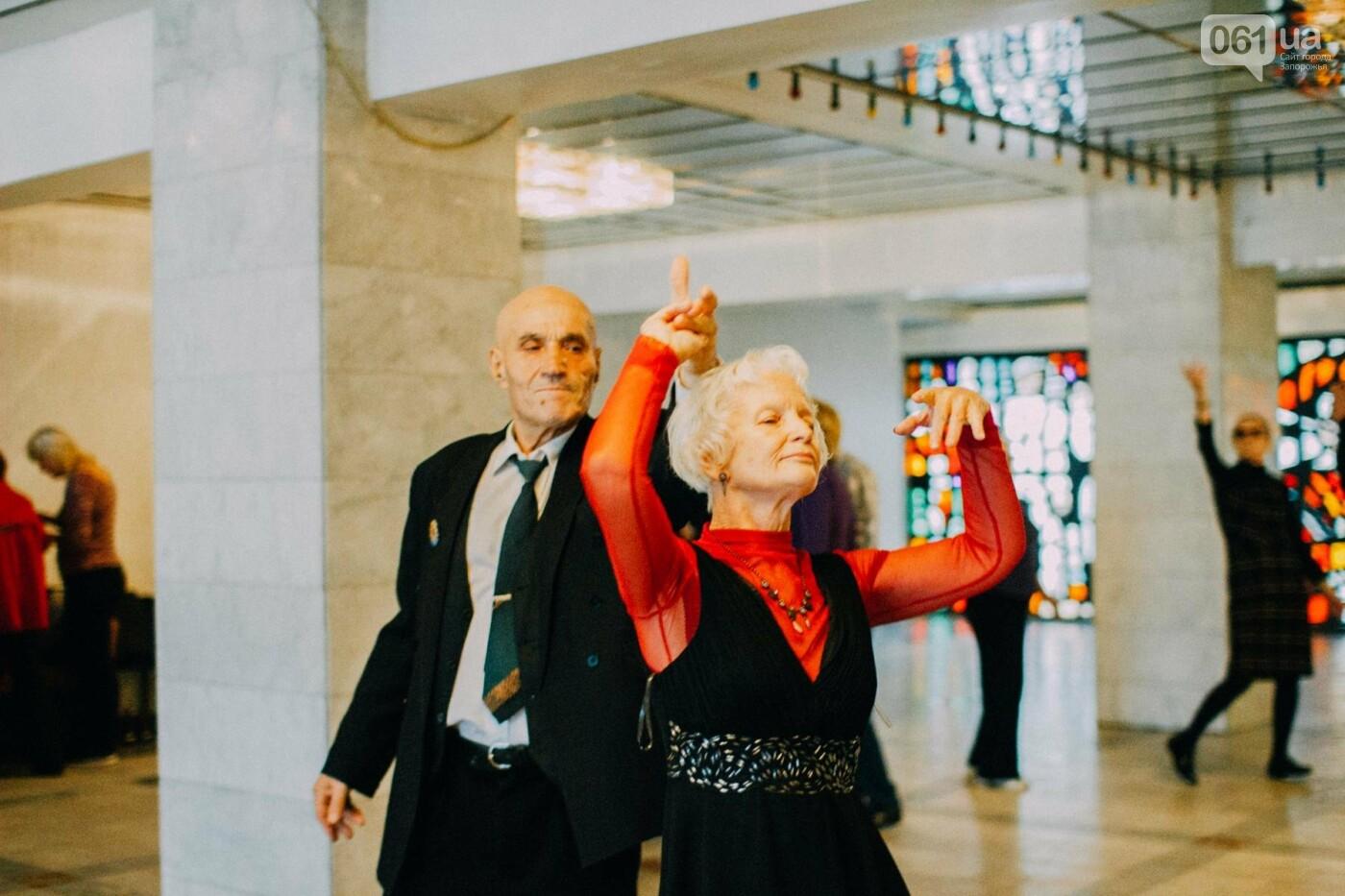 """""""Я ей сказал - до 90 лет будем танцевать!"""": как влюбленные запорожцы нашли друг друга благодаря танцам , фото-3"""