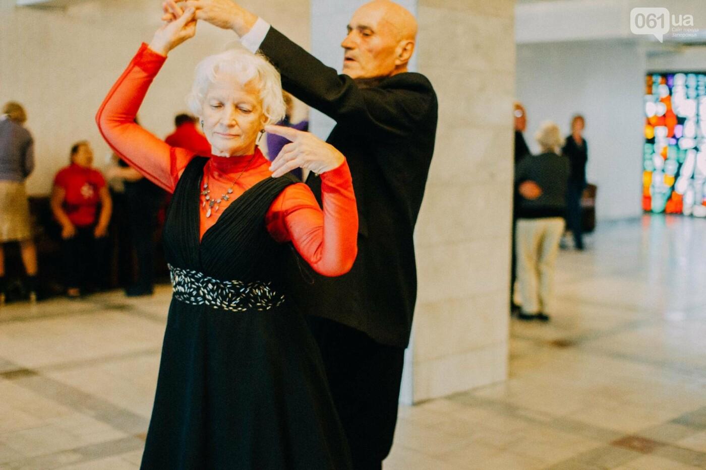 """""""Я ей сказал - до 90 лет будем танцевать!"""": как влюбленные запорожцы нашли друг друга благодаря танцам , фото-4"""
