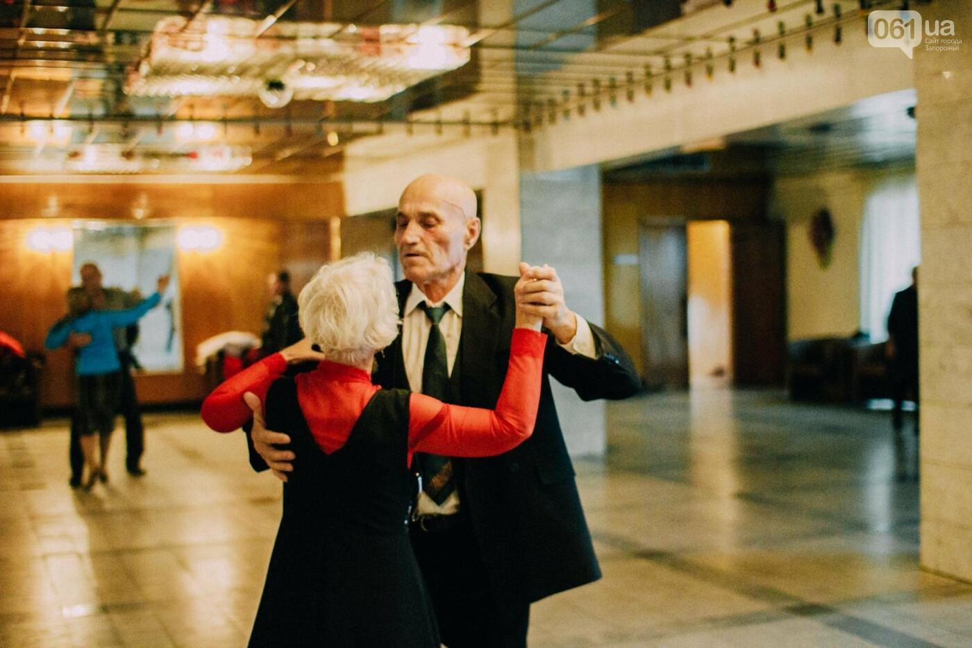 """""""Я ей сказал - до 90 лет будем танцевать!"""": как влюбленные запорожцы нашли друг друга благодаря танцам , фото-6"""
