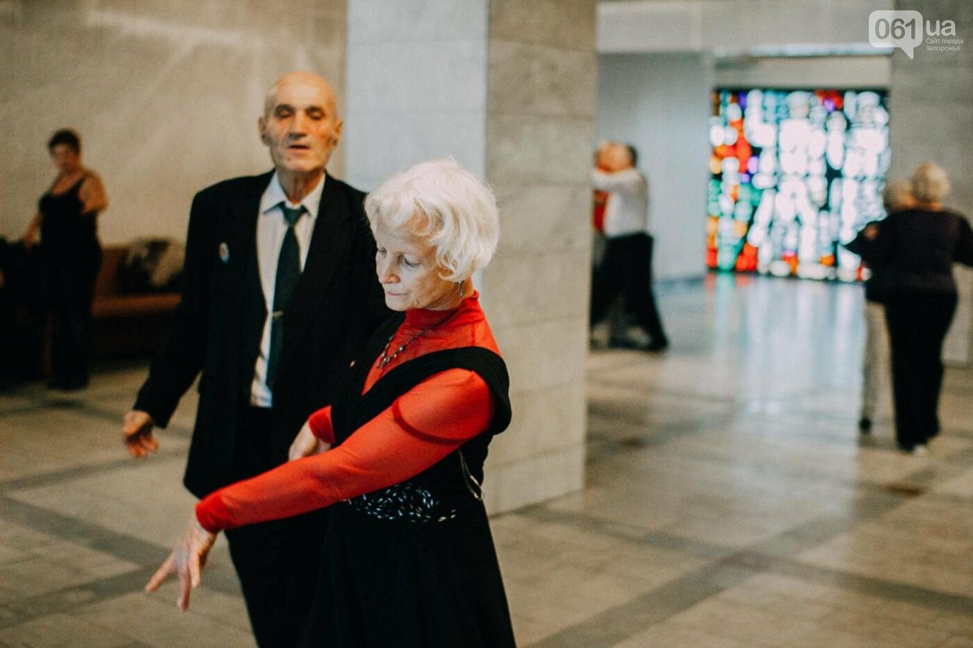 """""""Я ей сказал - до 90 лет будем танцевать!"""": как влюбленные запорожцы нашли друг друга благодаря танцам , фото-9"""