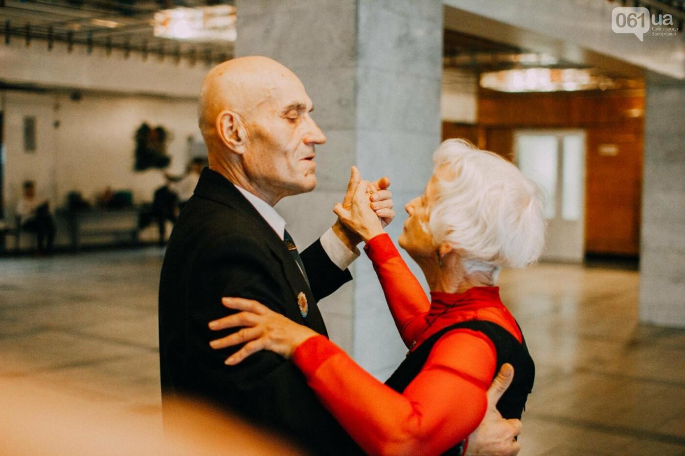 """""""Я ей сказал - до 90 лет будем танцевать!"""": как влюбленные запорожцы нашли друг друга благодаря танцам , фото-11"""