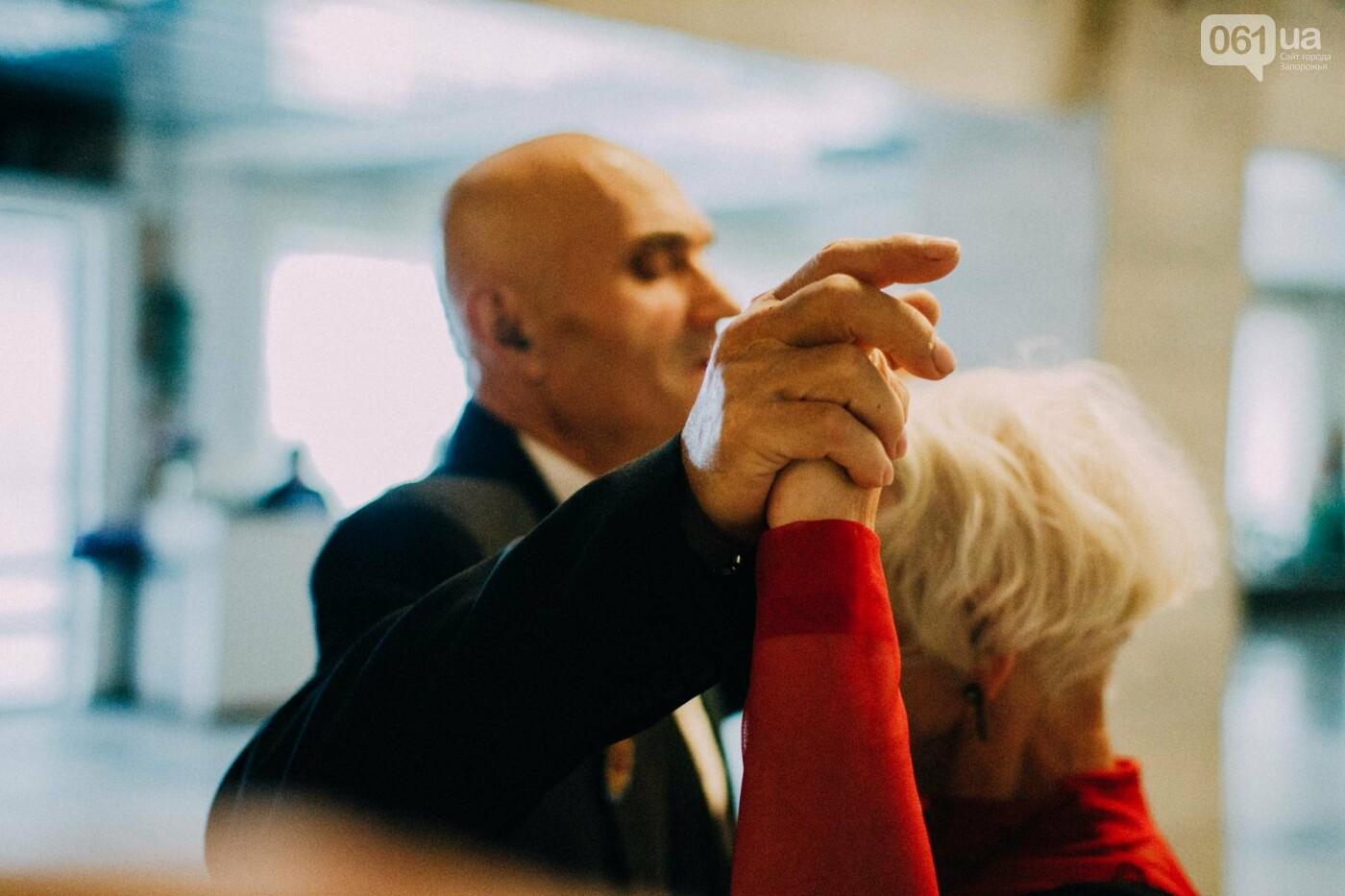 """""""Я ей сказал - до 90 лет будем танцевать!"""": как влюбленные запорожцы нашли друг друга благодаря танцам , фото-8"""