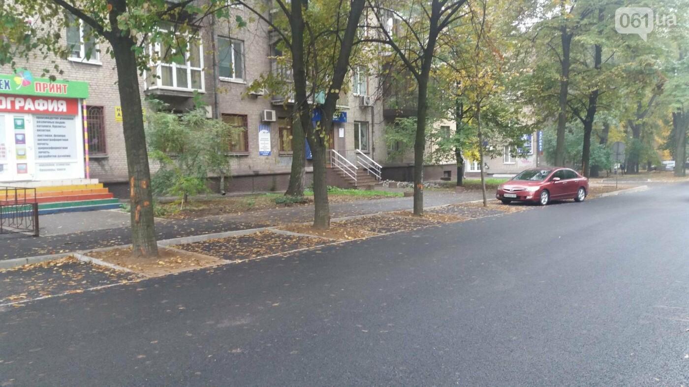 В Запорожье завершили реконструкцию улицы Южноукраинской: какие работы выполнили, – ФОТОРЕПОРТАЖ, фото-5