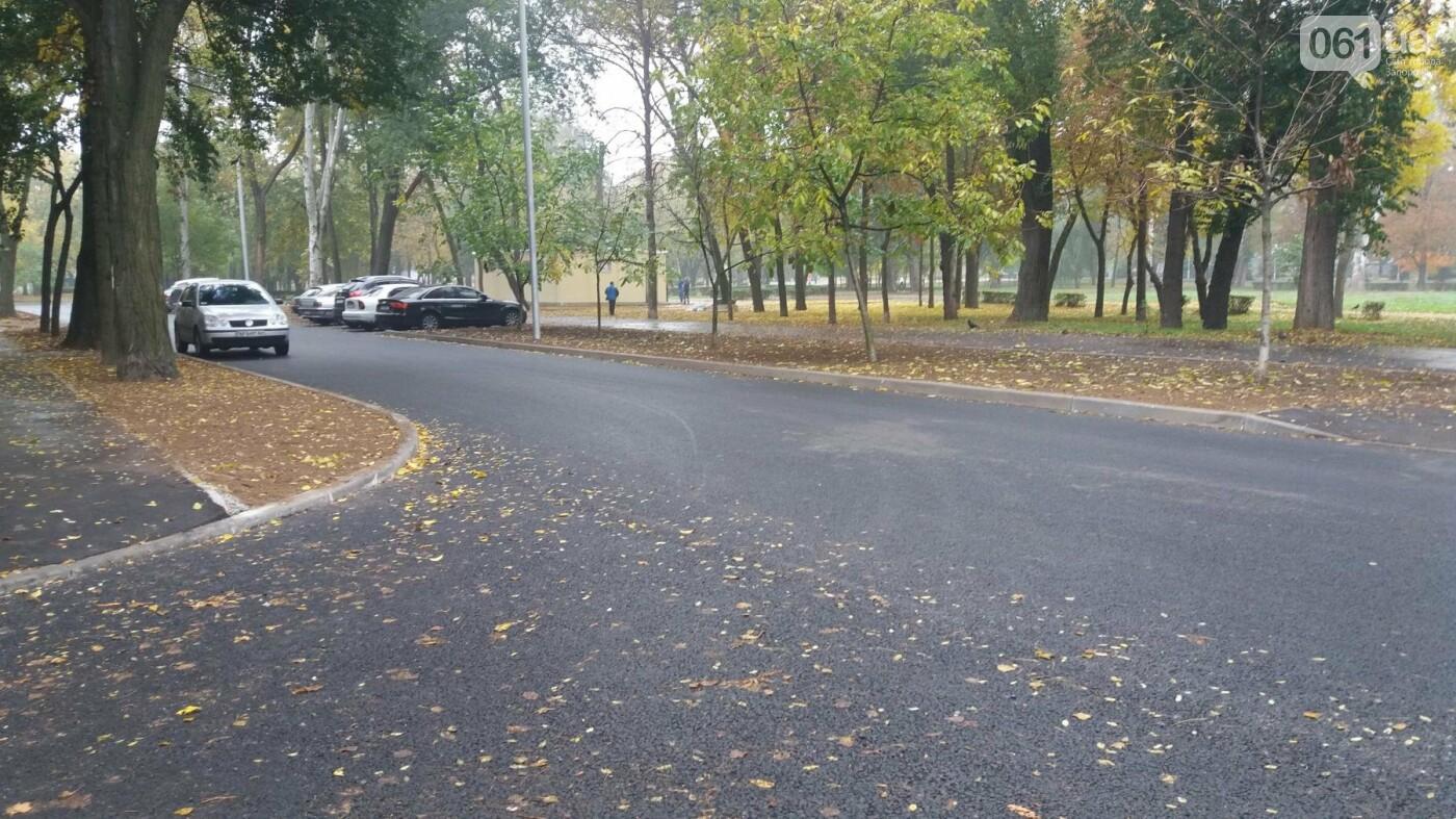 В Запорожье завершили реконструкцию улицы Южноукраинской: какие работы выполнили, – ФОТОРЕПОРТАЖ, фото-2