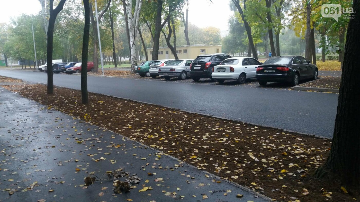 В Запорожье завершили реконструкцию улицы Южноукраинской: какие работы выполнили, – ФОТОРЕПОРТАЖ, фото-6