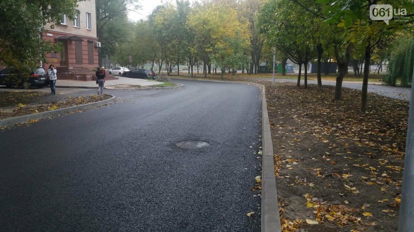 В Запорожье завершили реконструкцию улицы Южноукраинской: какие работы выполнили, – ФОТОРЕПОРТАЖ, фото-9