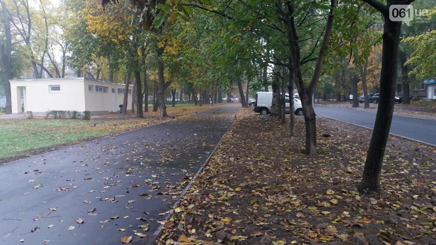 В Запорожье завершили реконструкцию улицы Южноукраинской: какие работы выполнили, – ФОТОРЕПОРТАЖ, фото-10