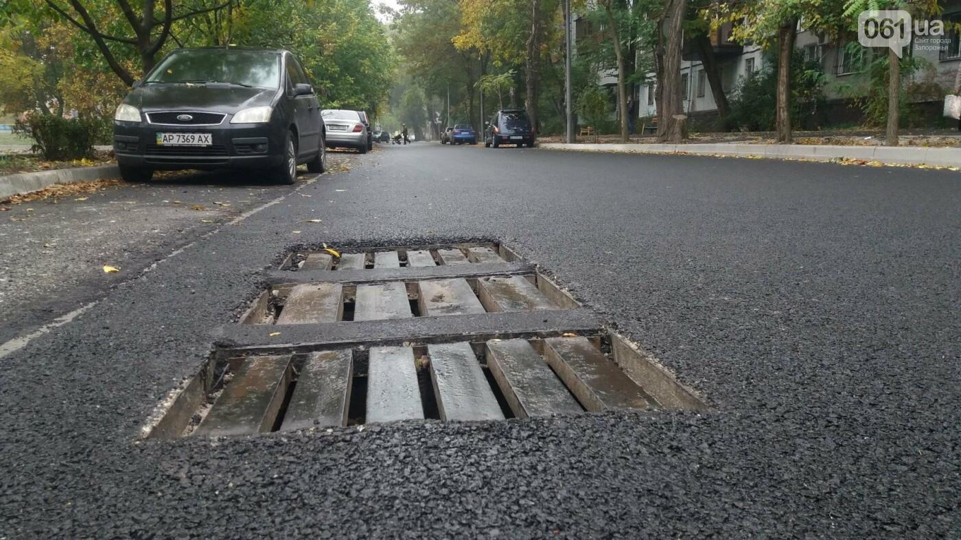 В Запорожье завершили реконструкцию улицы Южноукраинской: какие работы выполнили, – ФОТОРЕПОРТАЖ, фото-12