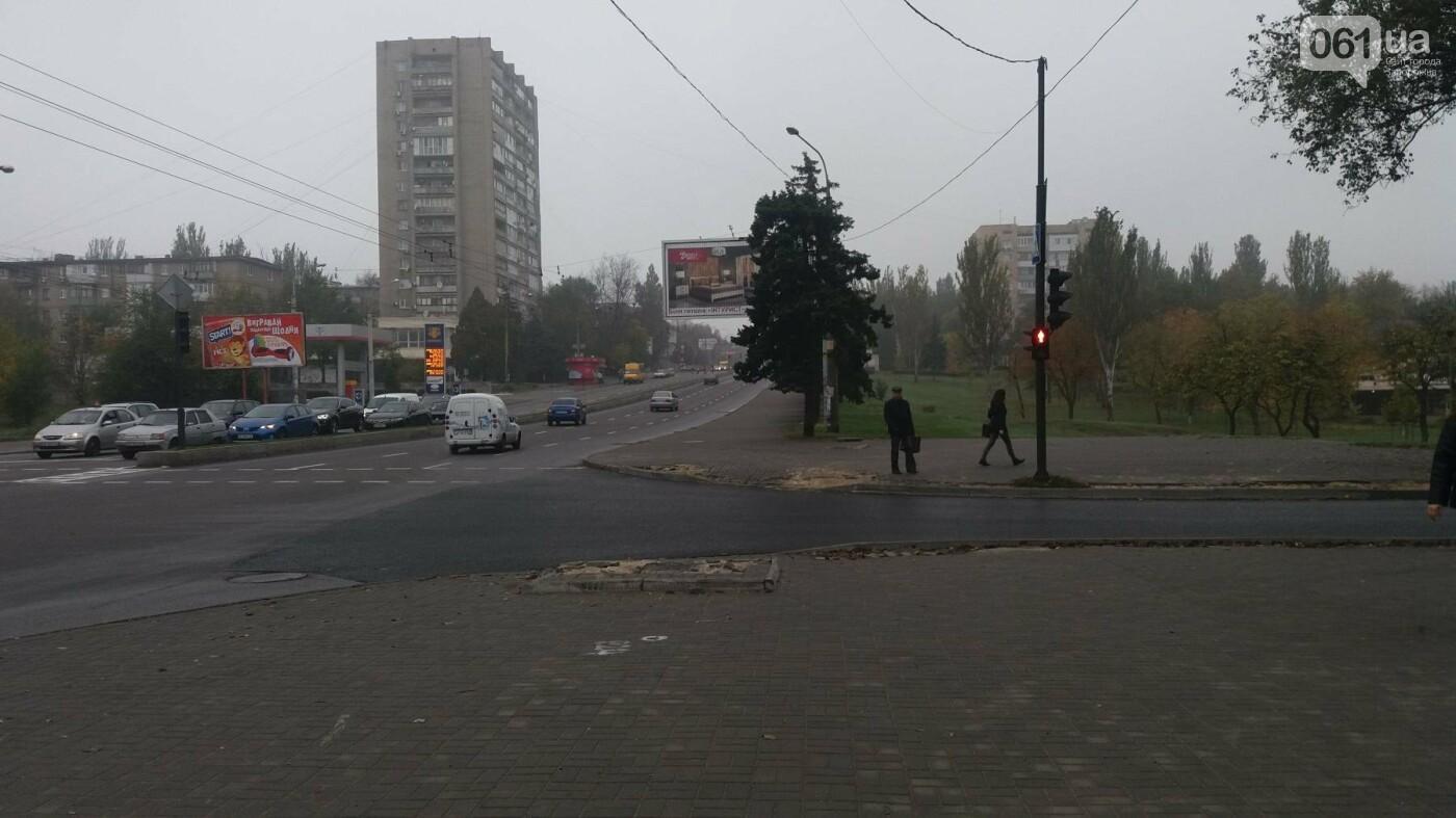 В Запорожье завершили реконструкцию улицы Южноукраинской: какие работы выполнили, – ФОТОРЕПОРТАЖ, фото-11