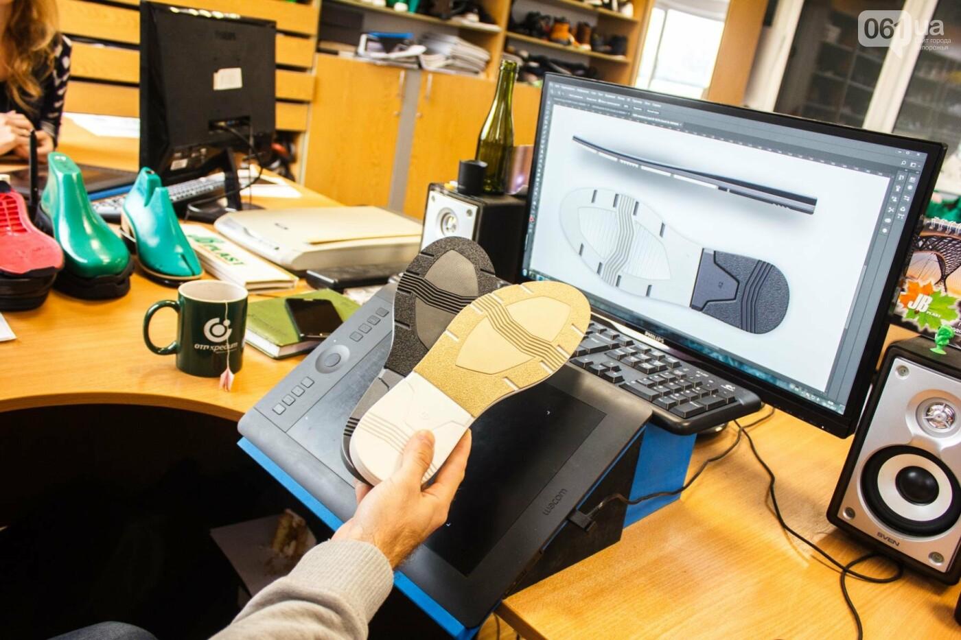 Как создается обувь: экскурсия на запорожскую обувную фабрику, – ФОТОРЕПОРТАЖ, фото-14