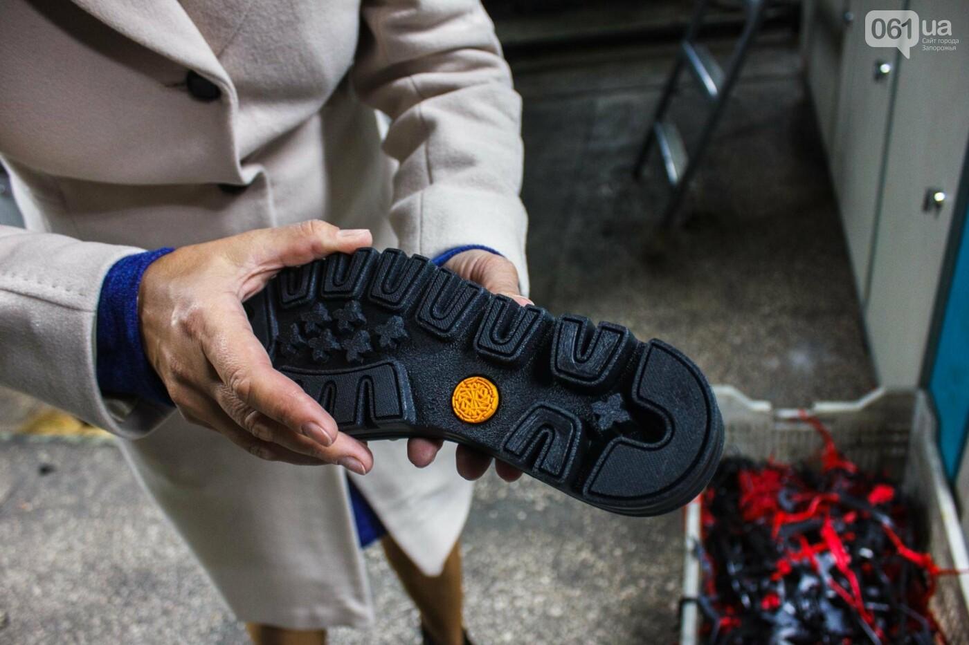 Как создается обувь: экскурсия на запорожскую обувную фабрику, – ФОТОРЕПОРТАЖ, фото-26
