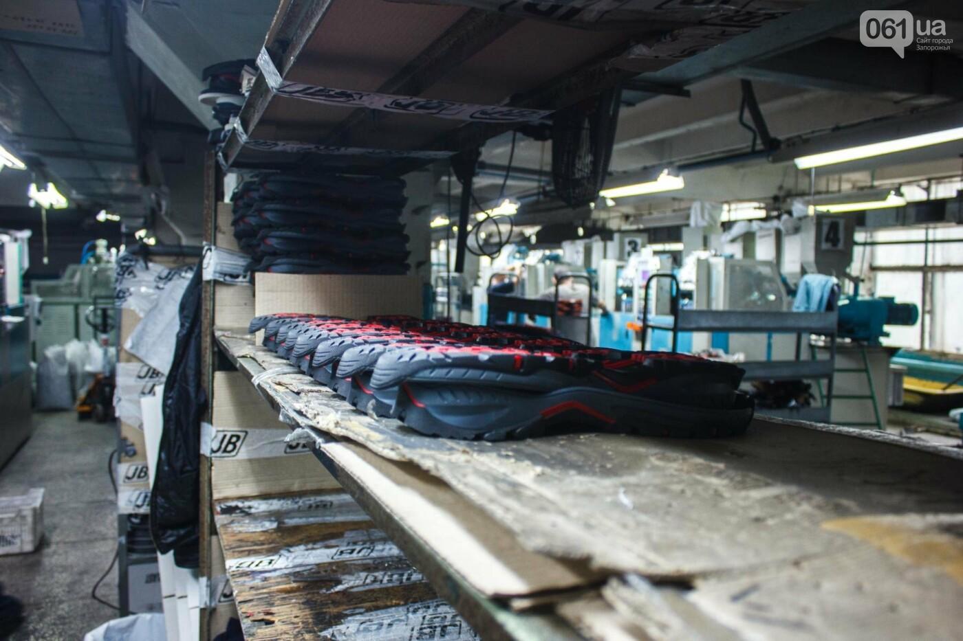 Как создается обувь: экскурсия на запорожскую обувную фабрику, – ФОТОРЕПОРТАЖ, фото-27