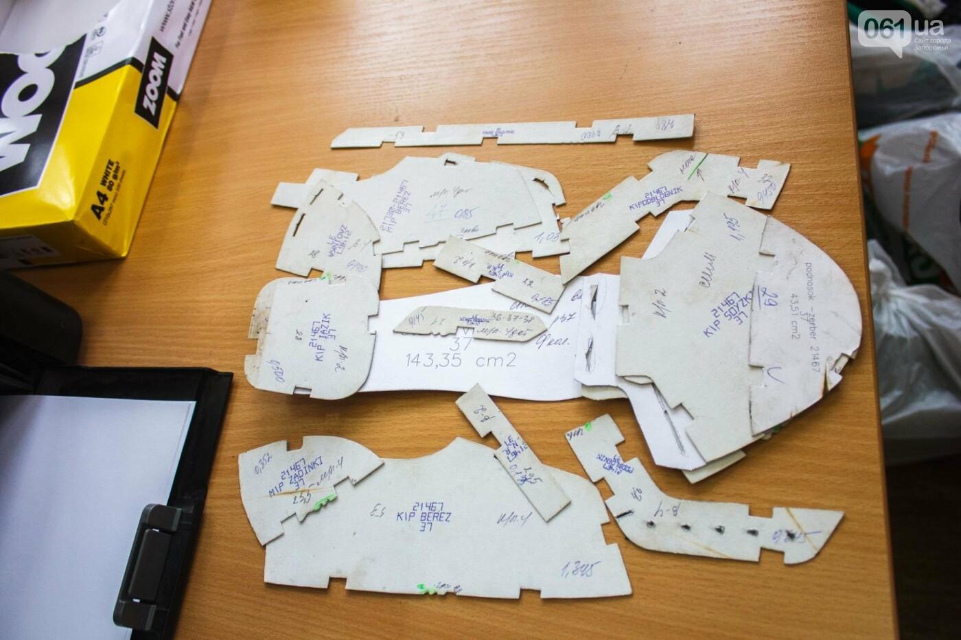 Как создается обувь: экскурсия на запорожскую обувную фабрику, – ФОТОРЕПОРТАЖ, фото-38