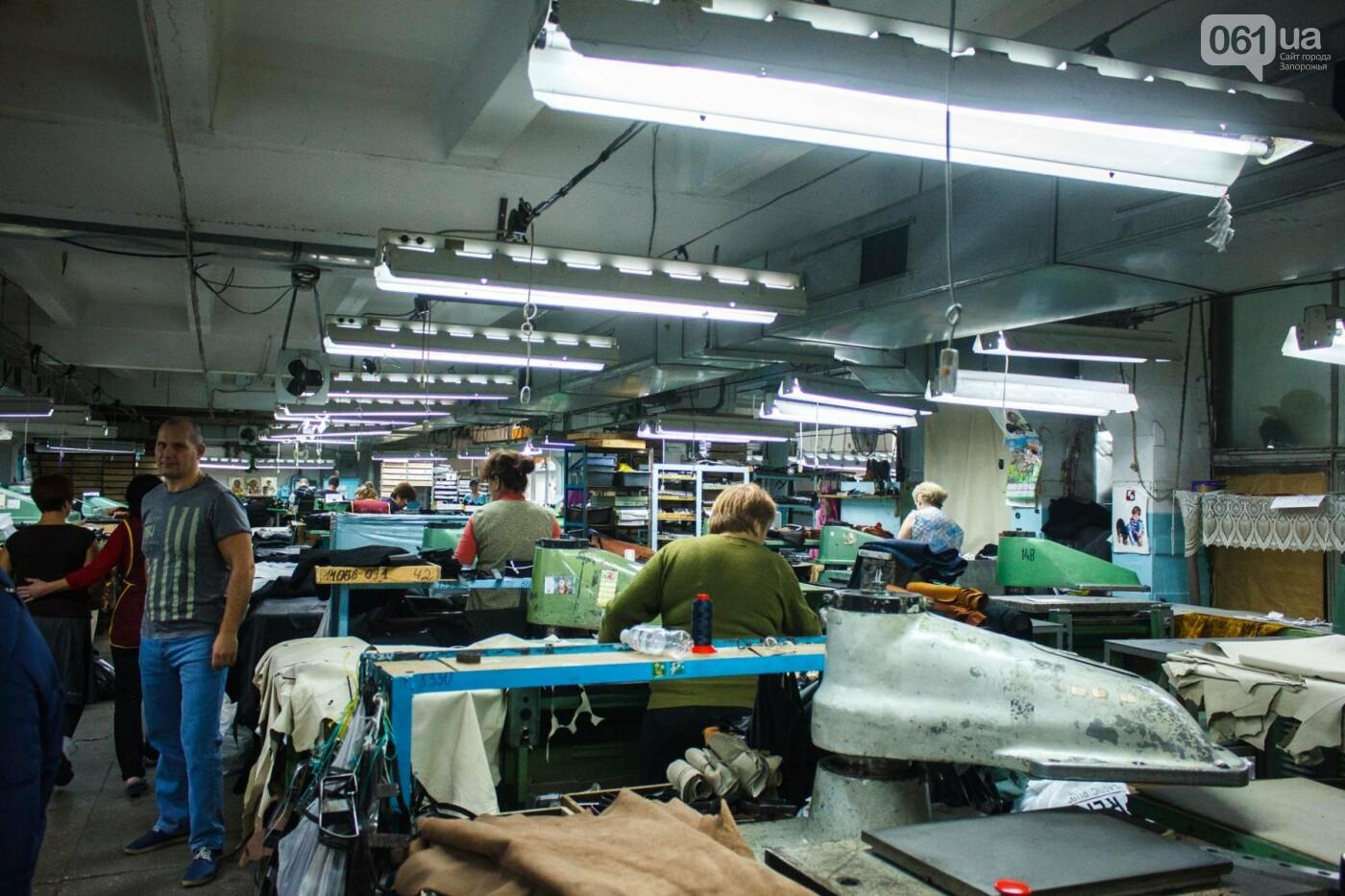 Как создается обувь: экскурсия на запорожскую обувную фабрику, – ФОТОРЕПОРТАЖ, фото-42