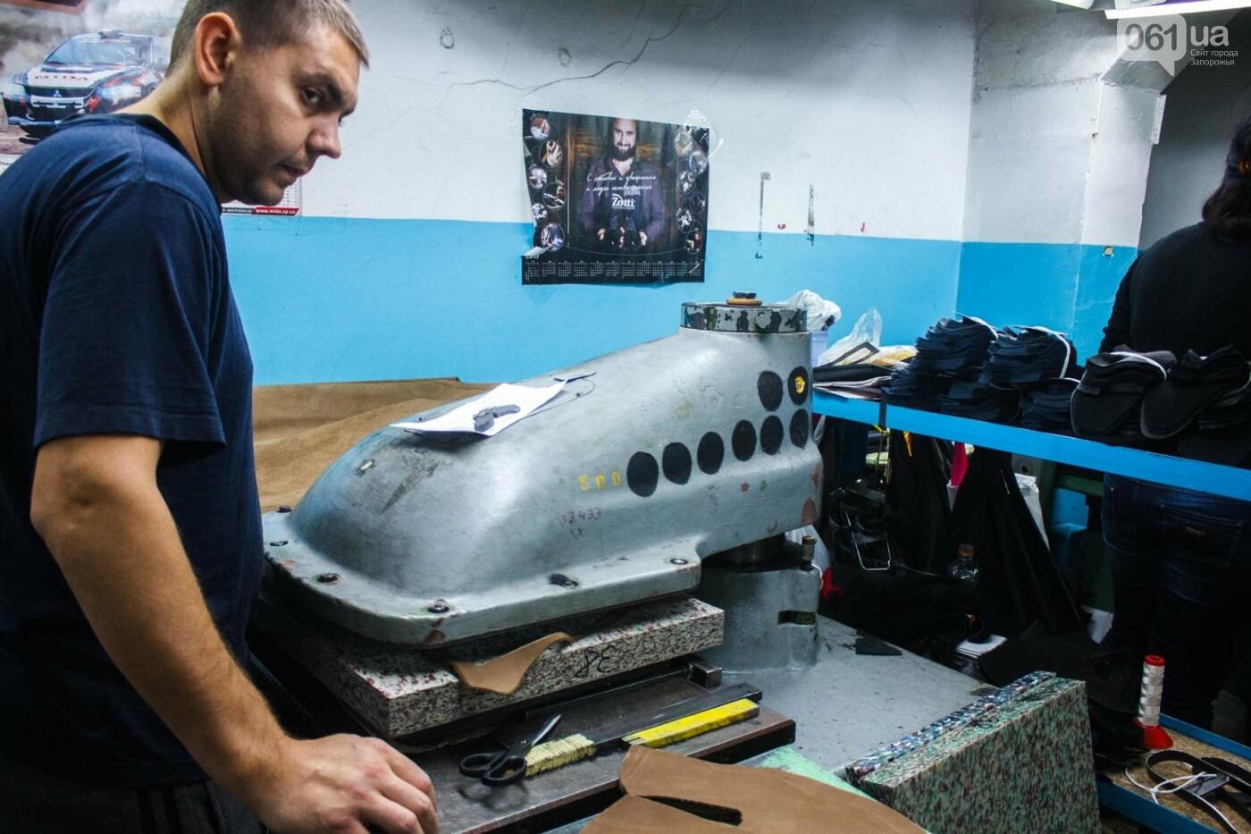 Как создается обувь: экскурсия на запорожскую обувную фабрику, – ФОТОРЕПОРТАЖ, фото-44