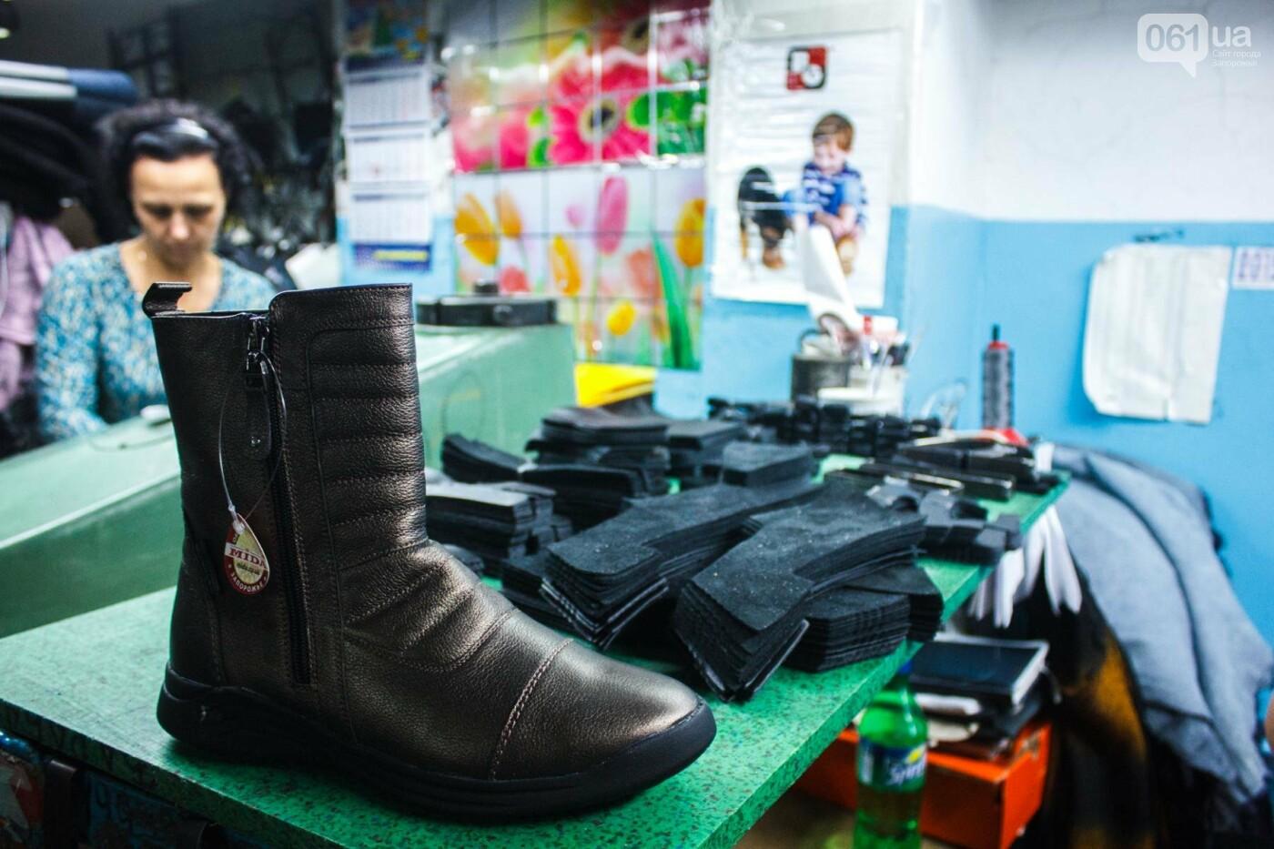 Как создается обувь: экскурсия на запорожскую обувную фабрику, – ФОТОРЕПОРТАЖ, фото-43