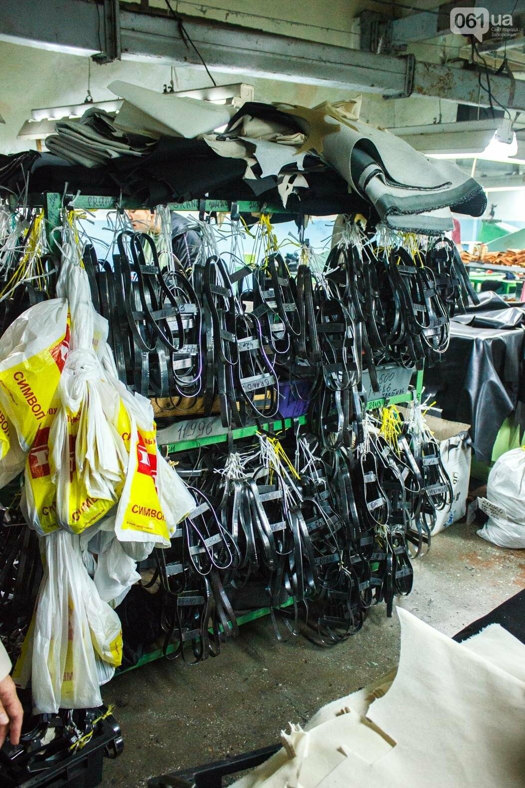 Как создается обувь: экскурсия на запорожскую обувную фабрику, – ФОТОРЕПОРТАЖ, фото-40